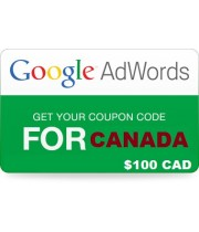 $100 Google Adwords coupon code Canada for 2018