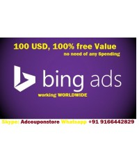 bing ads $100 coupon 2018