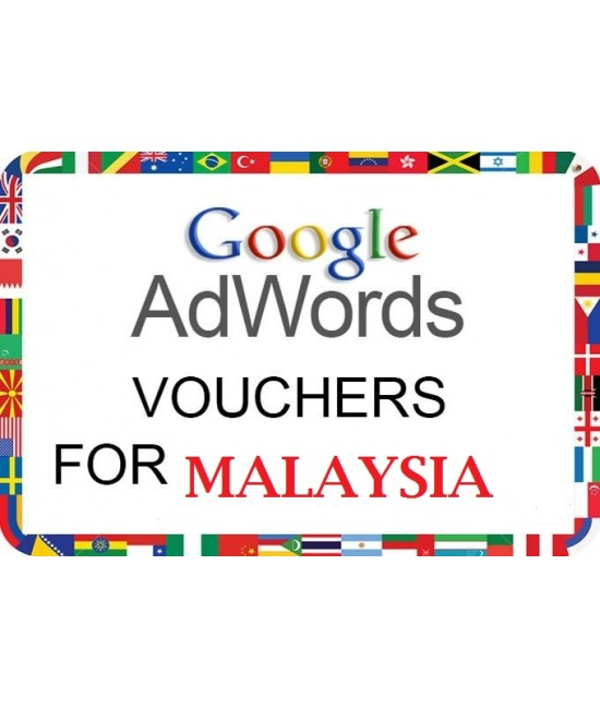 Google Adwords coupon Malaysia for 2018