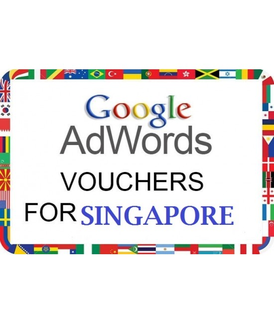 $75 Google Adwords coupon singapore for 2018