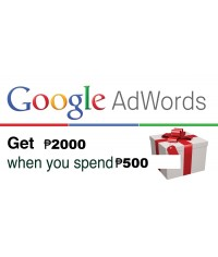 Google Adwords coupon Philippines
