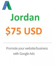 $75 Google Ads Coupon Jordan