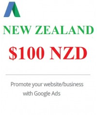 $100 Google Ads Coupon New Zealand