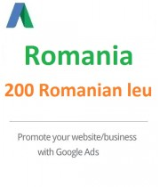 Google Ads coupon Romania