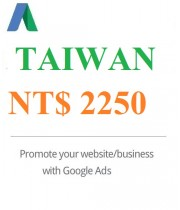 Google Ads coupon Taiwan