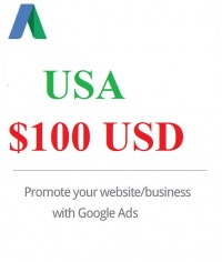 $100 Google Ads Coupon USA