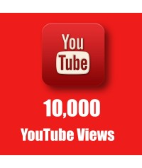 Buy Worldwide 10,000 YouTube Views