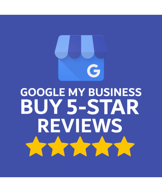 Buy 5 Google Business Reviews