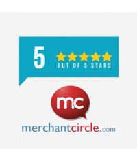 Buy 5 Merchant Circle Reviews