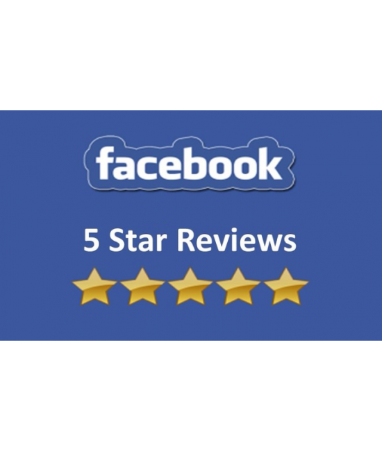 Buy 5 Facebook 5 Star Reviews