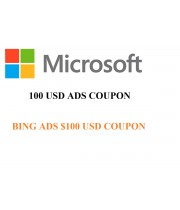 20 x $100 Microsoft Ads Coupon (NO Need of Spending, 100% FREE Ads Value)