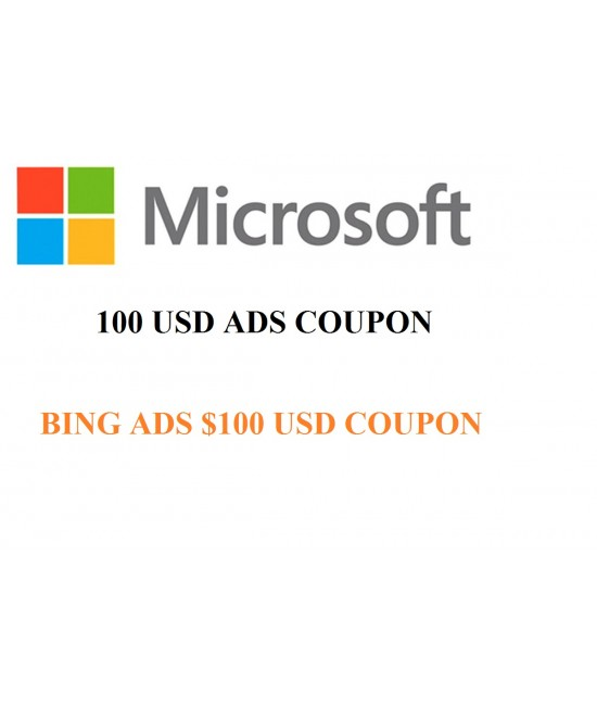 $100 Microsoft Ads Coupon (NO Need of Spending, 100% FREE Ads Value)
