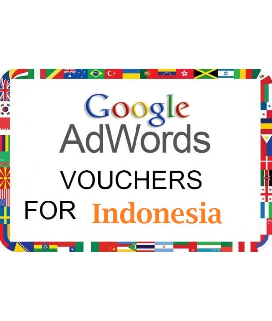 Google Adwords coupon Indonesia for 2019