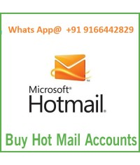 Buy 100 New Hotmail Accounts