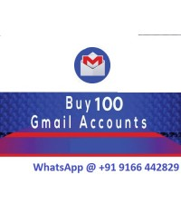 BUY 1 MONTH OLD 100 GMAIL ACCOUNTS