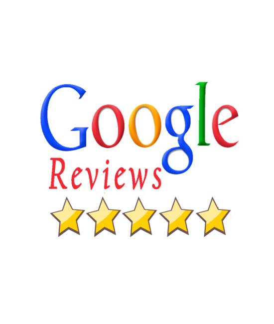 Buy 5 GOOGLE Local Business testimonials