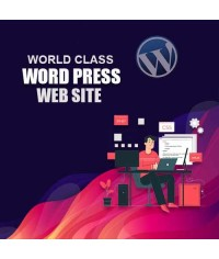 We Design and Develop a Fully Responsive Word Press Website for your Business