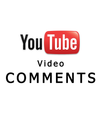 Worldwide 50 YouTube Comments